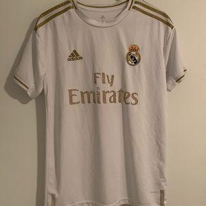 Real Madrid Adidas Shirt